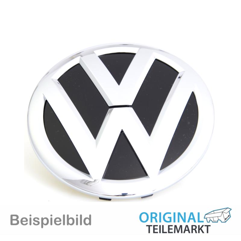 VW-Emblem 7H0853630 ULM für Heckklappe, chromfarben/schwarz - Aachen, Deutschland - VW-Emblem 7H0853630 ULM für Heckklappe, chromfarben/schwarz - Aachen, Deutschland